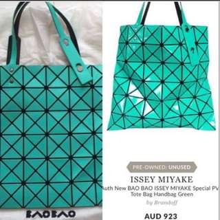 Issey Miyake Bao Bao bag