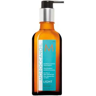 Moroccan Oil for fine or light coloured hair