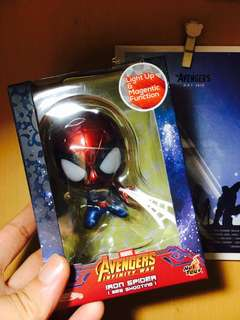 蜘蛛俠Spider-Man 復仇者聯盟figure