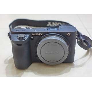 Sony A6500 under warranty (Alpha 6500, ILCE-6500)