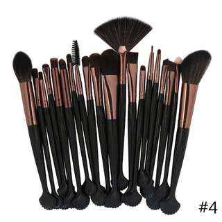 20 pcs make up brush set