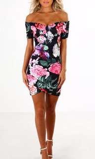 *brand new* off the shoulder dress