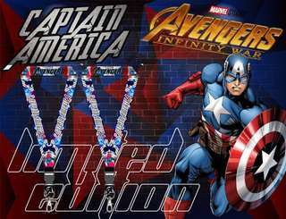 Marvel Lanyards for Fundraising