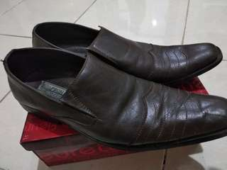Sale!!! Sepatu pria kulit asli