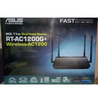 ASUS RT-AC1200G+ for Sale