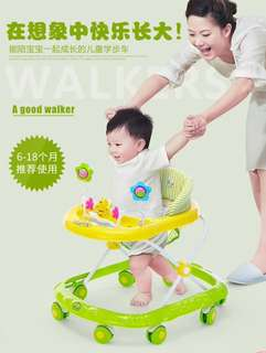 Ready Stock Baby Walker