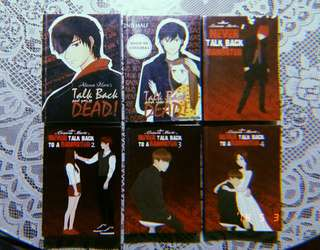 Psicom Wattpad Books - Talk Back And You're Dead & Never Talk Back To A Gangster (set)