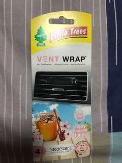 Little tree vent wrap