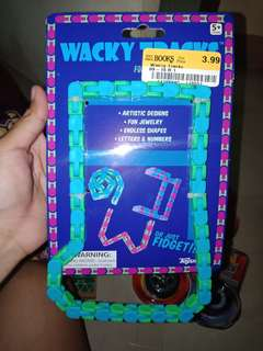 Wacky Tracks Form it Shape it Fidget