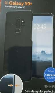 Spigen三星S9Plus 手機保護套黑色
