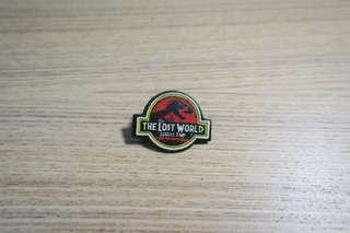 90年代侏羅紀公園徽章pin