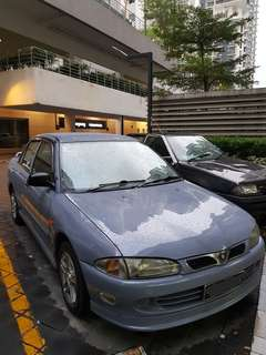 Proton wira for sale Urgently