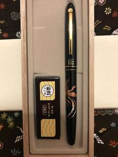 日本制 毛筆