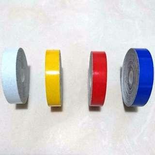 Safety Reflective Tape Sticker Vinyl 5 METRES