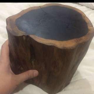 {FS138} Original Raw Penawar Hitam Log