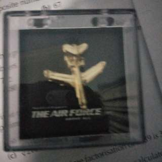 Limited Edition Air Force plane badge
