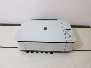Printer mp258 canon 打印機 掃瞄機