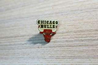 90年代NBA公牛徽章pin
