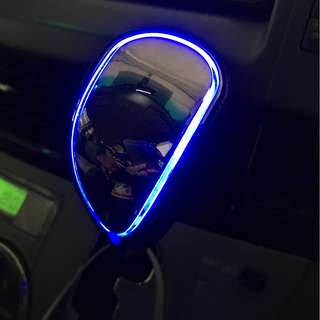 Lexus IS250 LED Gear Knob (Blue color in stock)
