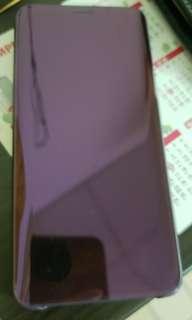 三星S9Plus 手機保護套 紫色(95%新)