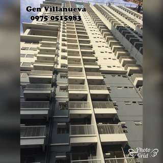 RFO condo near St.lukes and Trinity University of Asia