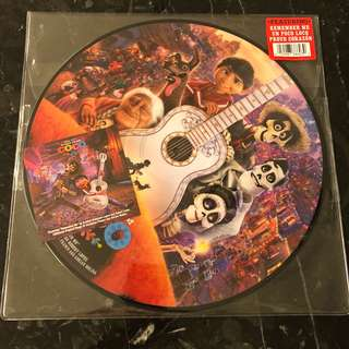 Sold. Songs from Coco Soundtrack . Vinyl Lp. New
