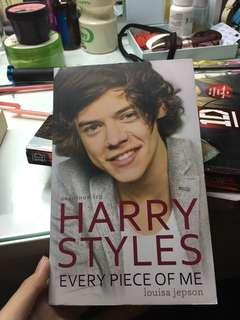 Harry Styles biography