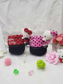 Hello Kitty Cup/Tumbler Holder (Car Accessories)
