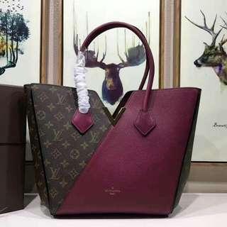 Louis Vuitton Kimono Red Monogram