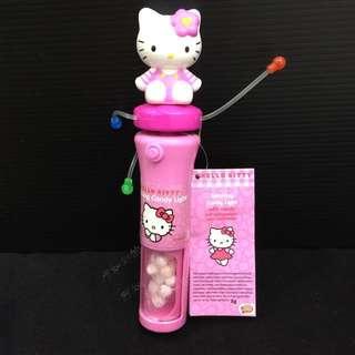 🚚 美國帶回 Hello Kitty 旋轉糖果燈
