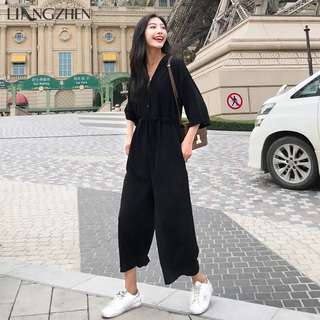Jumpsuit (black and brand new)