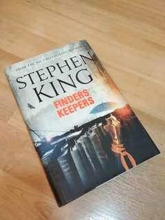 Stephen King - Finders Keepers