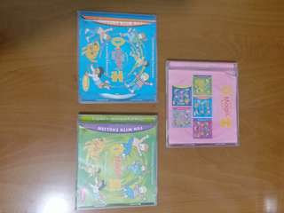 """VCD The Oxford Learning """"The Magic Key"""" Vol 1-3"""
