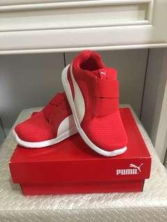 🚚 PUMA全新兒童繃帶鞋