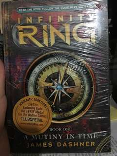 Infinity Ring by James Dashner