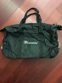 Laosmiddle黑色手提袋