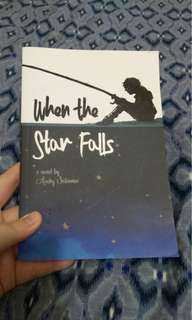 Novel When the Star Falls by Andry Setiawan
