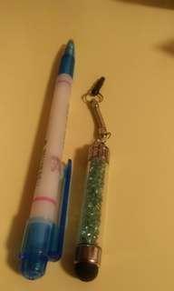 Tap pen