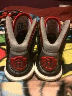 Adidas D ROSE signature Boost (spirt web)
