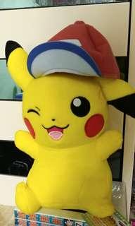 比卡超 寵物小精靈 公仔 Pokemon 全新 日本空運 自由出價 價合即放