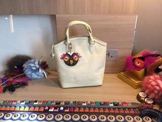 Louis Vuitton Epi in white