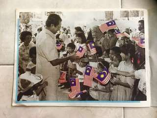 Dr Mahathir Brochure