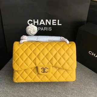 Chanel Lamb Skin
