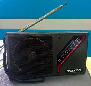 Vintage Radio (untested)