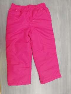 Kids winter pants (pink)