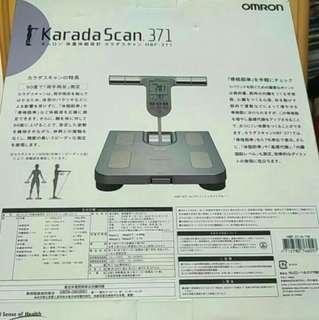 OMRON Karada Scan 371