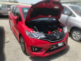 Honda Jazz 1.5 V Full Spec Auto Tahun 2015