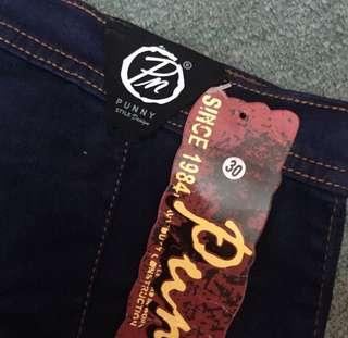 Celana HW Jeans