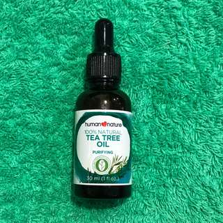 Human Nature: Tea Tree Oil