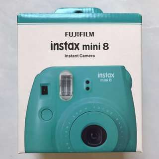 Brand new Fujifilm Instax Mini 8